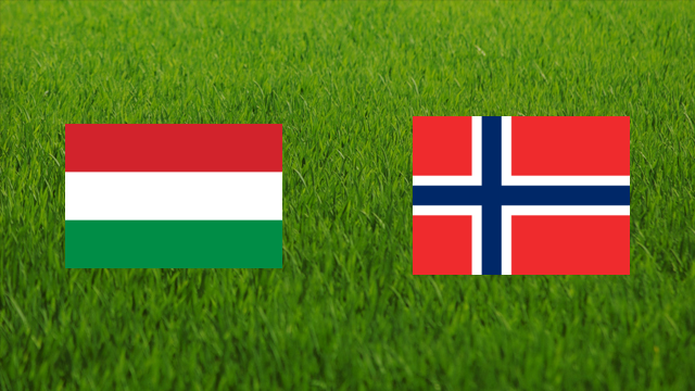 Hungary vs. Norway