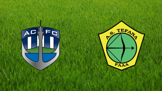 Auckland City vs. AS Tefana