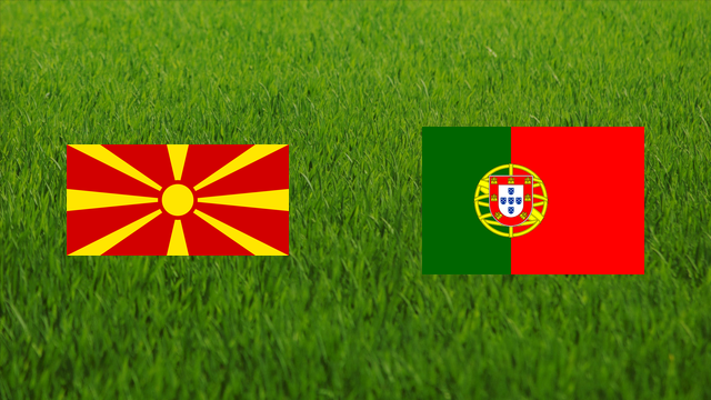 North Macedonia vs. Portugal