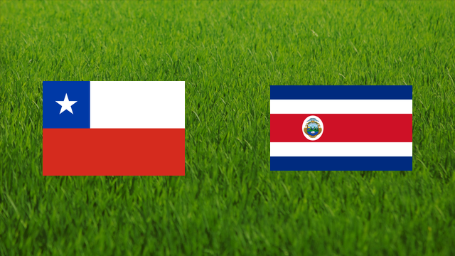 Chile vs. Costa Rica