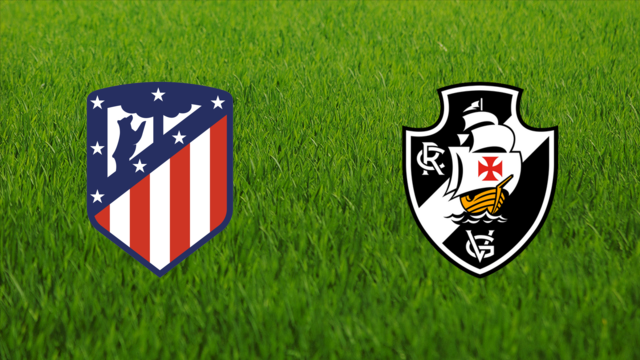 Atlético de Madrid vs. CR Vasco da Gama