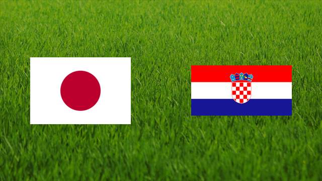 Japan vs. Croatia
