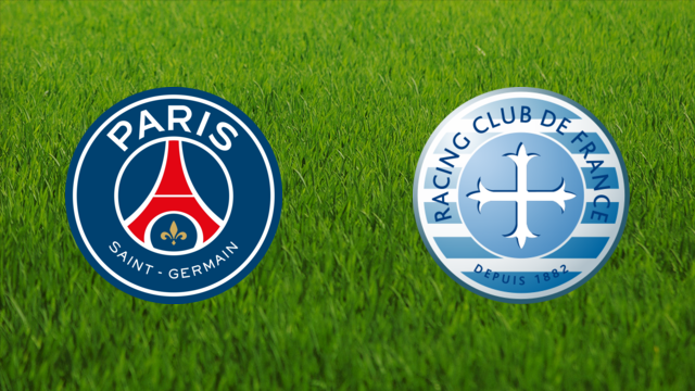 Paris Saint-Germain vs. Racing Paris