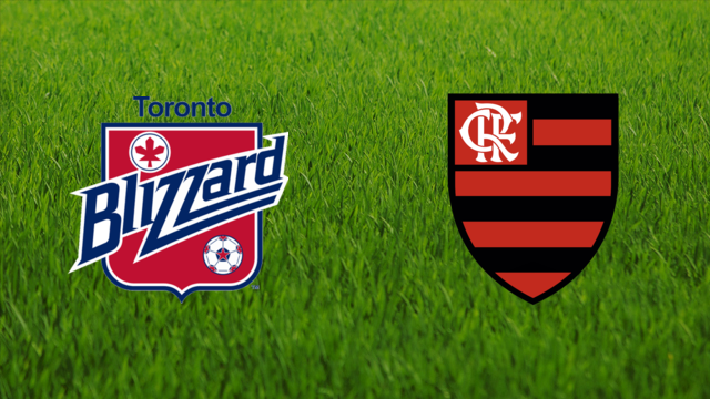 Toronto Blizzard vs. CR Flamengo