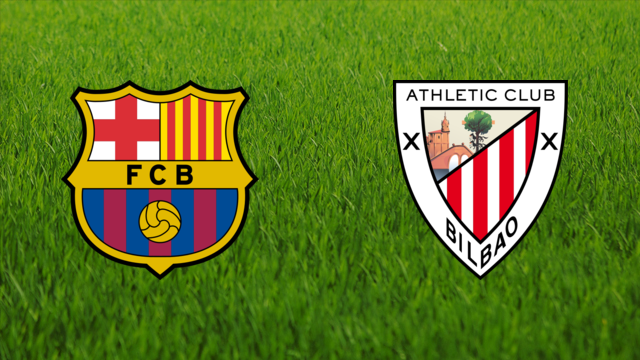 FC Barcelona vs. Athletic de Bilbao
