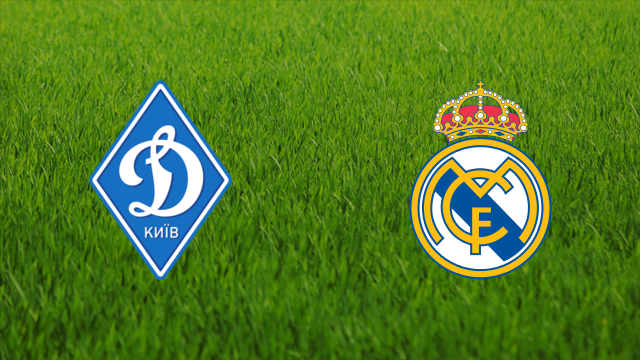 Dynamo Kyiv vs. Real Madrid
