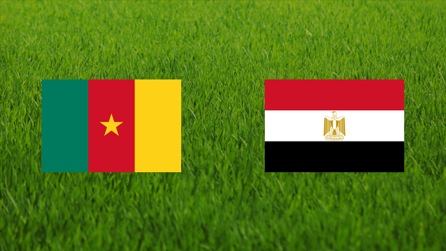 Cameroon vs. Egypt