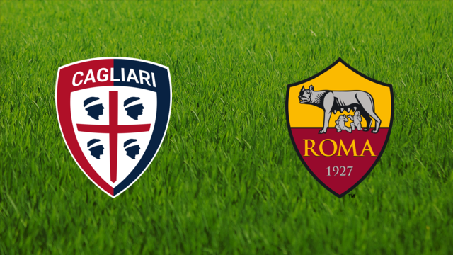 Cagliari Calcio vs. AS Roma