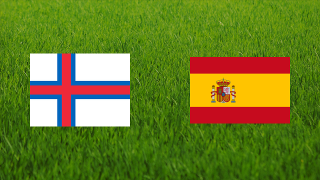 Faroe Islands vs. Spain