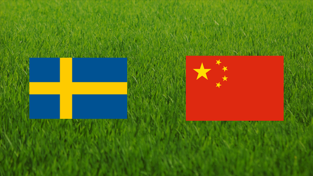 Sweden vs. China