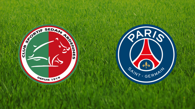 CS Sedan vs. Paris Saint-Germain