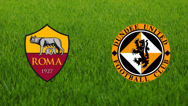 AS Roma vs. Dundee United