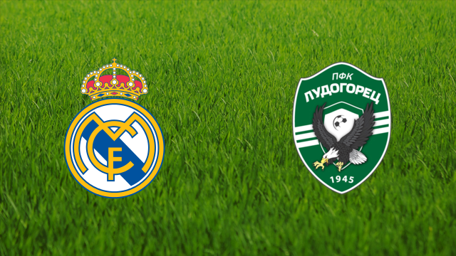 Real Madrid vs. PFC Ludogorets