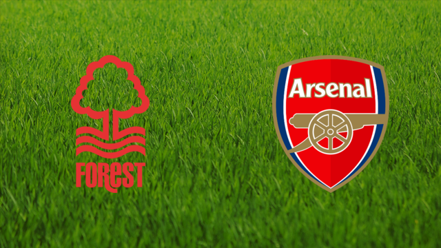 Nottingham Forest vs. Arsenal FC