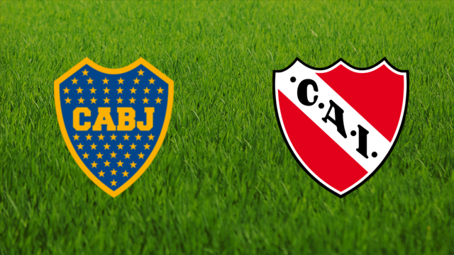 Boca Juniors vs. CA Independiente