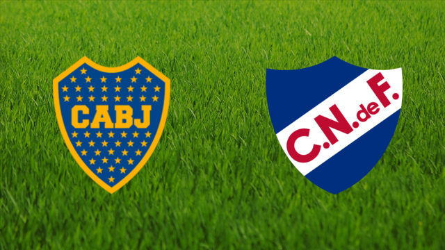 Boca Juniors vs. Club Nacional de Football