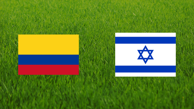 Colombia vs. Israel