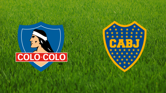 CSD Colo-Colo vs. Boca Juniors