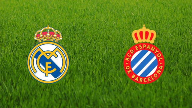 Real Madrid vs. RCD Espanyol