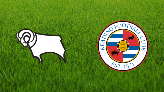 Derby County vs. Reading FC