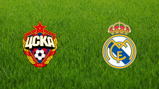 CSKA Moskva vs. Real Madrid