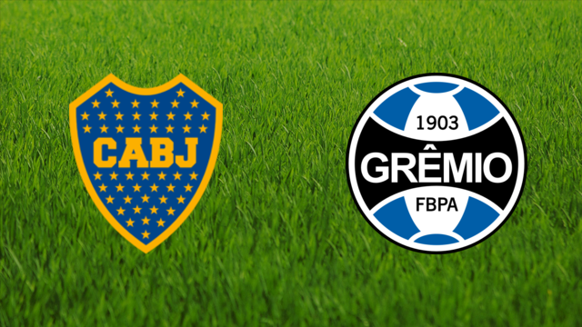 Boca Juniors vs. Grêmio FBPA