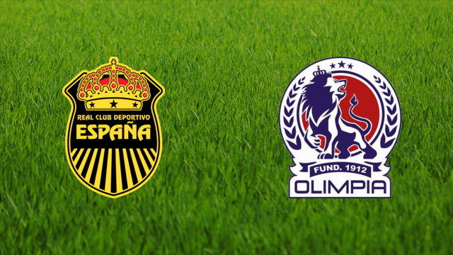 Real España vs. CD Olimpia
