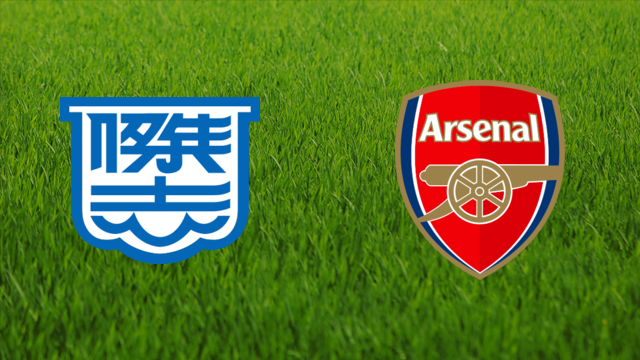Kitchee SC vs. Arsenal FC