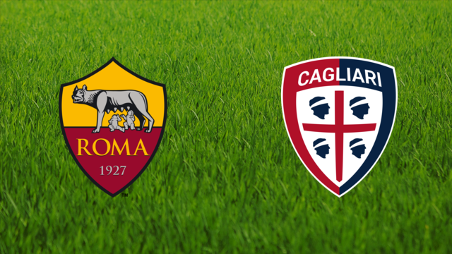 AS Roma vs. Cagliari Calcio
