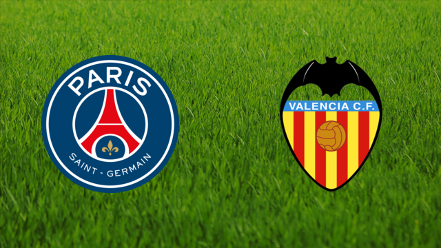 Paris Saint-Germain vs. Valencia CF