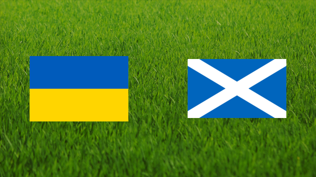 Ukraine vs. Scotland