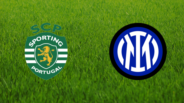 Sporting CP vs. FC Internazionale