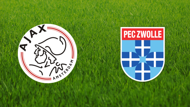 AFC Ajax vs. PEC Zwolle
