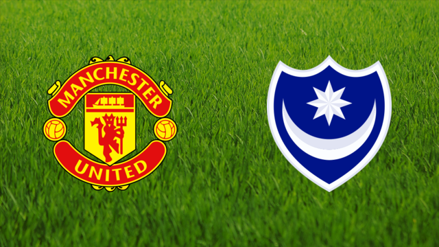 Manchester United vs. Portsmouth FC