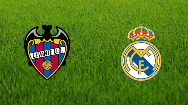 Levante UD vs. Real Madrid