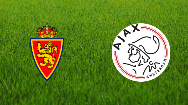 Real Zaragoza vs. AFC Ajax