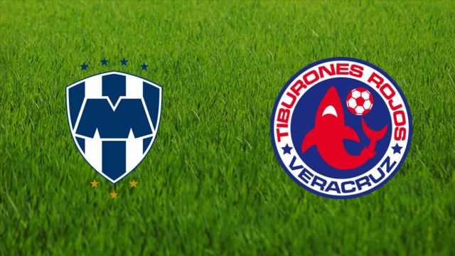 CF Monterrey vs. CD Veracruz