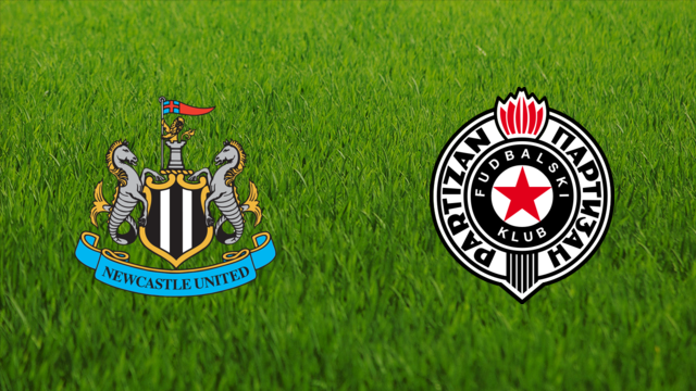 Newcastle United vs. FK Partizan