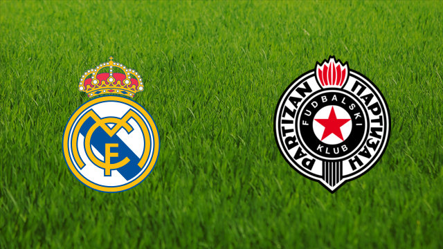 Real Madrid vs. FK Partizan