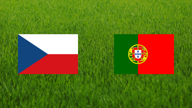 Czechoslovakia vs. Portugal