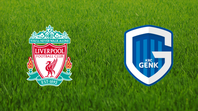 Liverpool FC vs. Racing Genk