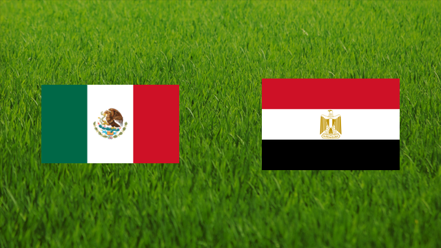 Mexico vs. Egypt