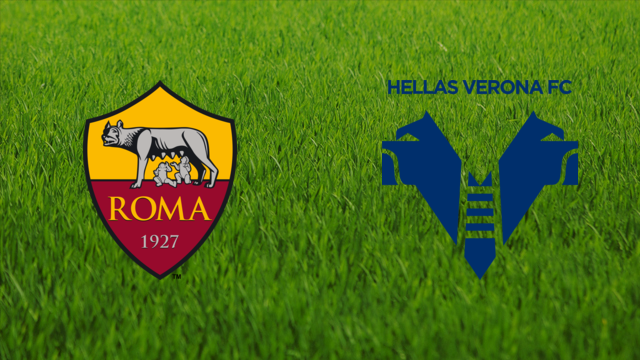 AS Roma vs. Hellas Verona