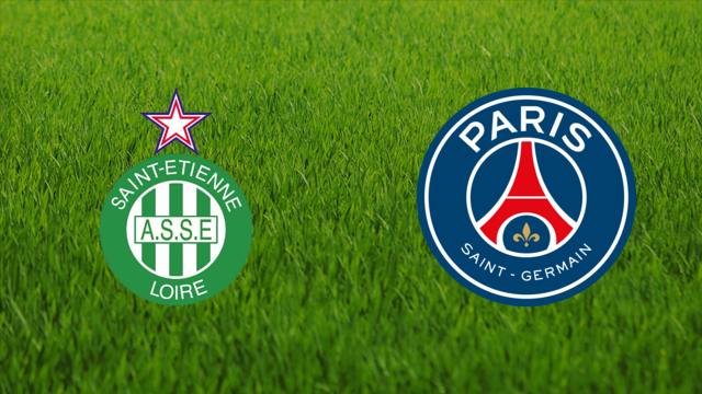 AS Saint-Étienne vs. Paris Saint-Germain