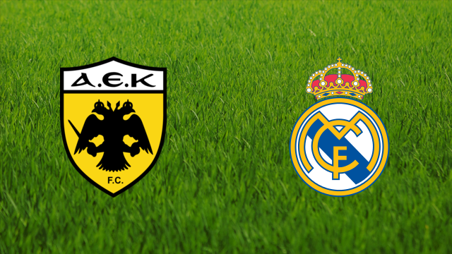 AEK FC vs. Real Madrid