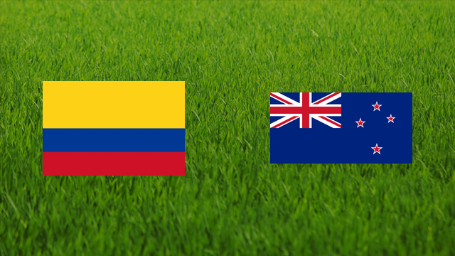 Colombia vs. New Zealand