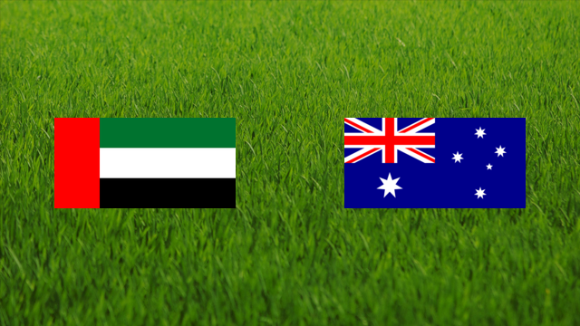 United Arab Emirates vs. Australia