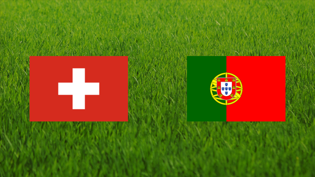 Switzerland vs. Portugal