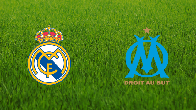 Real Madrid vs. Olympique de Marseille