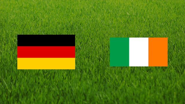 Germany vs. Ireland
